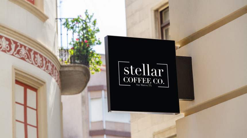 Logo Design - Stellar Coffee Co