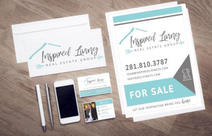 Branding - Inspired Living