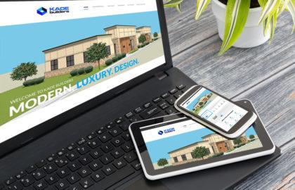 Web Design Kade Builders