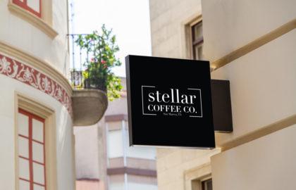 Logo Design - Stellar Coffee Co