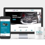 Kwik Kar North Austin Web Design